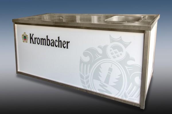 Krombacher Theke