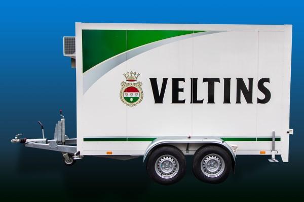 Veltins Kühlwagen