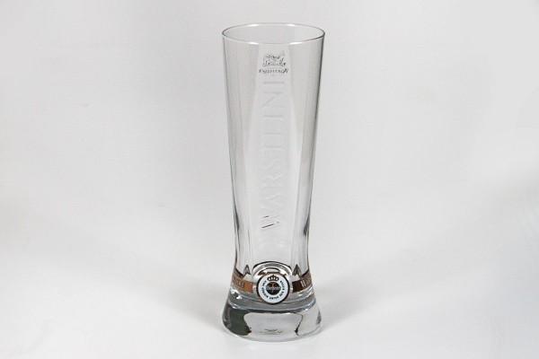 Warsteiner Glas 0,25l