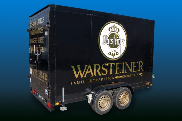 Warsteiner Kühlwagen